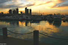 My world (Nouf Alkhamees) Tags: sunset yellow canon kuwait alk nono today nof    nouf    aplusphoto  alkhamees noufalkhamees
