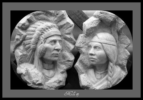 Native couple