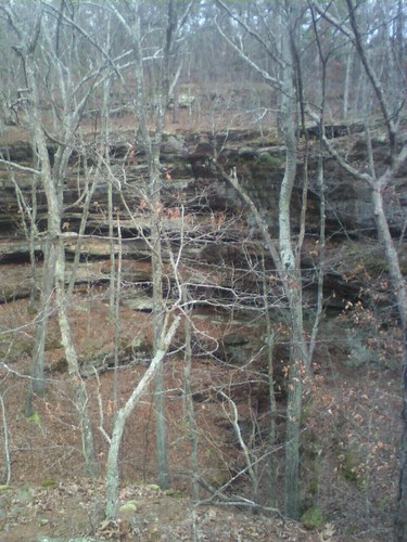 Hickory canyons, Ste Genevieve