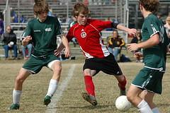 GSSCC: U16 Springfield SC vs Shawnee Elite at LCS3