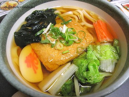 三明堂麻糬烏龍麵