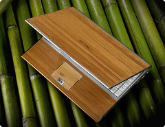 Ecobook on bamboo
