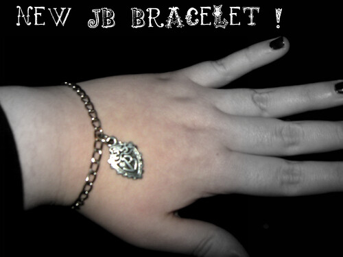 New JB Bracelet!