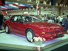 1990 Oldsmobile Trofeo (splattergraphics) Tags: 1990 carshow olds oldsmobile toronado trofeo baltimoreconventioncenter motortrendinternationalautoshow