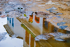 Paraty (Al Santos) Tags: city cidade brazil heritage brasil paraty reflex parati historical reflexion reflexo patrimnio pfogold