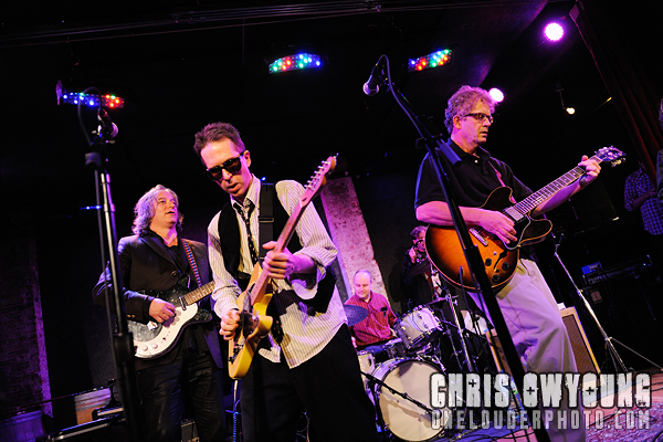 Peter Buck & The Feelies