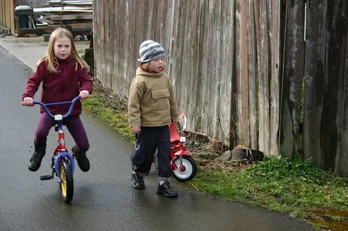 Biking Alley-Style