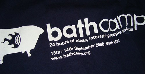 bathcamp T-shirt