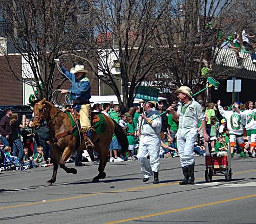 Irish Cowtown