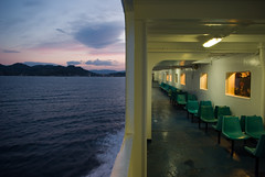 border (Sergio) Tags: sunset sea ship hellas greece zante ionian smcpentaxda1855mmf3556al pentaxk200d