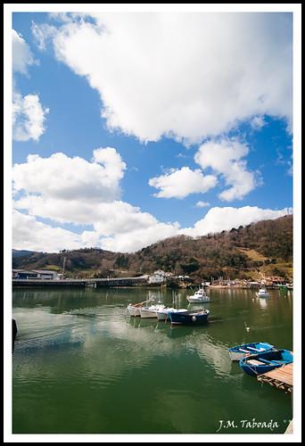 Orio, Euskadi. por J.M. Taboada.