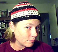 hey yo i made a hat