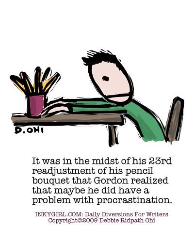 Gordon Procrastinates
