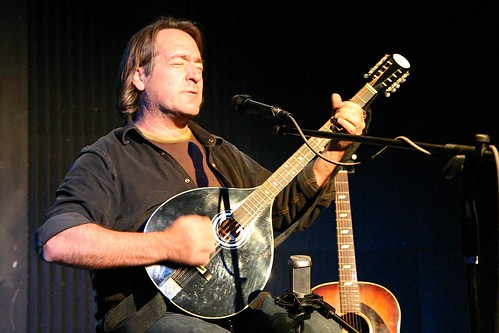 Richard Shindell at Tupelo Music Hall, March 26, 2009