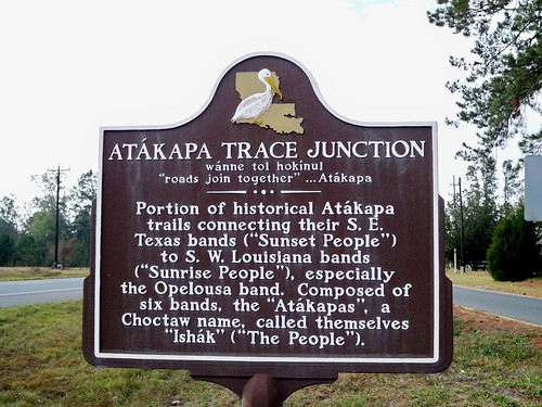 Pictures of Atakapan Indians http://www.waymarking.com/waymarks/WM63G8_Atakapa_Trace_Junction
