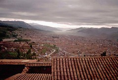 Cusco early in the morning by Ik T