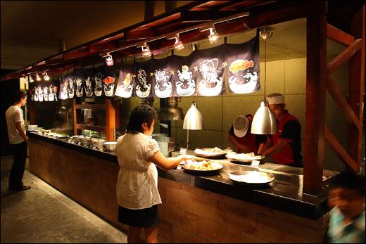 tempura station