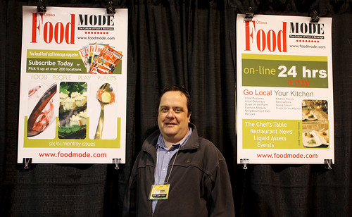 Robin Duetta of FoodMODE