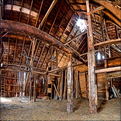 ~ Barn Pano ~ (ViaMoi) Tags: canada barn quebec pano panoramic georgeville digitalcameraclub viamoi goldstaraward 100commentgroup