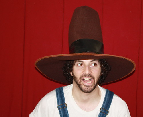Happyjoel in Ten Gallon Hat | Flickr - Photo Sharing!