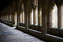 Cloisters, New College, Oxford