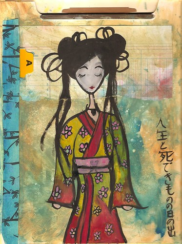 pg. 2 -- sunrise kimono