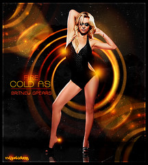 Cold As Fire .:: Britney Spears ::. (Mr. JunkieXL) Tags: cold adam matt fire spears madonna best jude britney jutin rxljunkieboy