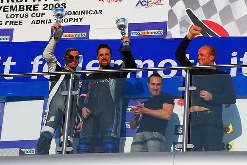 Podio Endurance 1200cc Adria 2009
