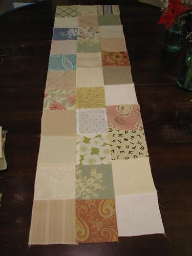 all sewn