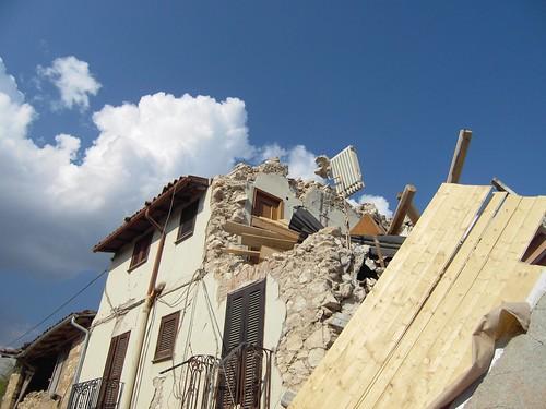 terremoto em l'aquila