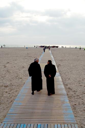 beach-priests
