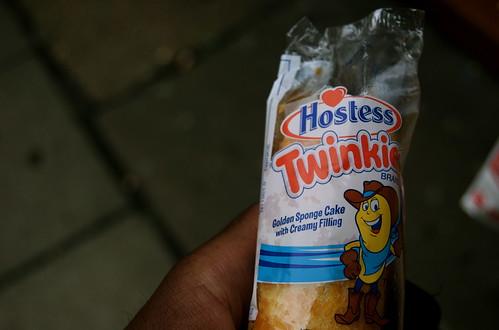 twinkie...