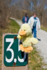 Quacky's Day: Out For a Walk