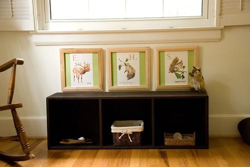 finn's room :: the work shelf