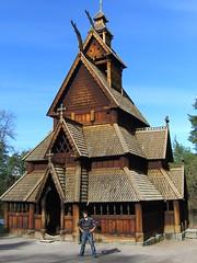 ye olde Norse churche