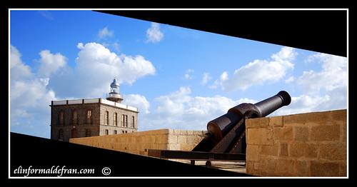 Faro y Cañón