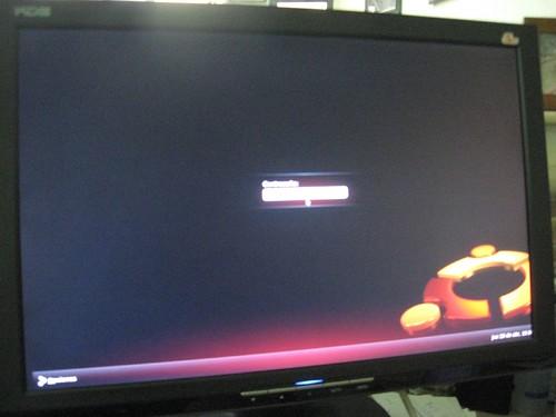Ubuntu instalado
