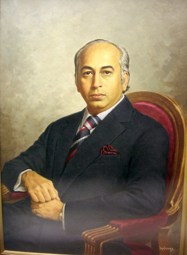 Zulfiqar Ali Bhutto | Flickr - Photo Sharing!