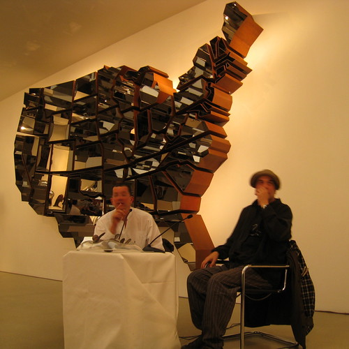 ron arad at timonthy taylor . 07 by you.