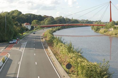 simulatie_fietsbrug_Ringvaart