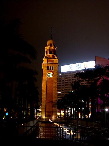 woman234 拍攝的 廣場鐘樓。