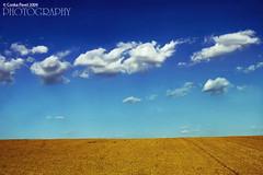 Landscape (pavel conka) Tags: sky cloud color clouds digital canon landscape eos scenery scene pole czechrepublic 2009 30d mraky obloha pavelconka