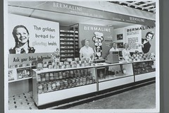 'Bermaline Bread' counter