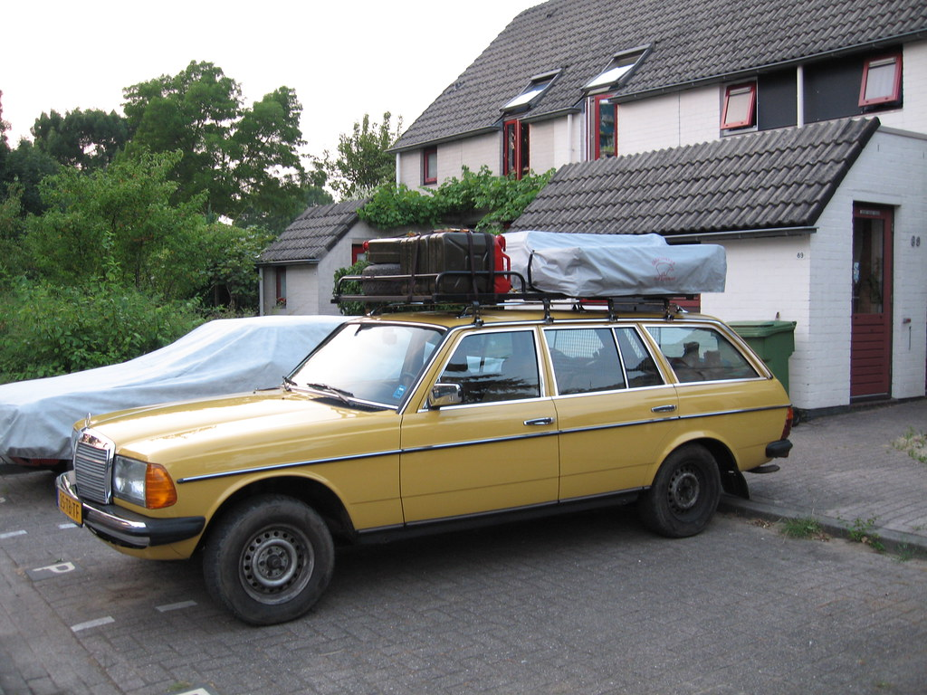Mercedes W123 Expedition 300td Expedition Portal