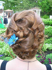 my bridesmaid hair (notmargaret) Tags: blue wedding red flower hair pretty ceremony hairdo curls redhead bridesmaid redhair hairstyle weddingceremony backview flowerinhair pinned updo outdoorwedding weddinghair frankfortil weddinghairdo weddingupdo bridesmaidhair outdoorweddingceremony pinnedcurls lorenandstevewedding updocurls backviewofhair bridesmaidupdo jeffreylamorte