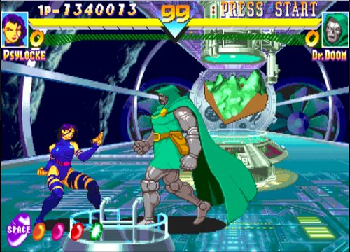 Marvel Super Heroes (CPS2) 3530846111_064be0892a