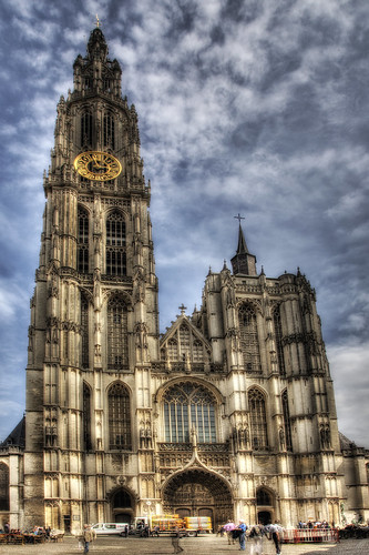 Antwerp Cathedral a