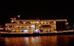 Dazzling Beauty (Sourav RC) Tags: ocean travel sea india night boat ship vessel watercraft