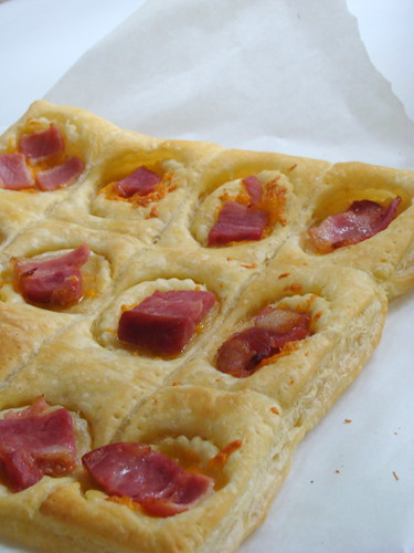 Bacon Puffs