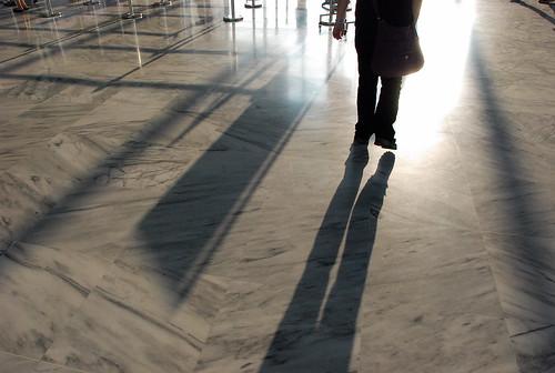 影子 -  市立美術館